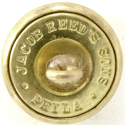 Ridgeway Civil War Archive Buttons from Federal Navy 2 part