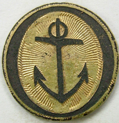 Ridgeway Civil War Archive Buttons from Federal Navy 2 part buttons