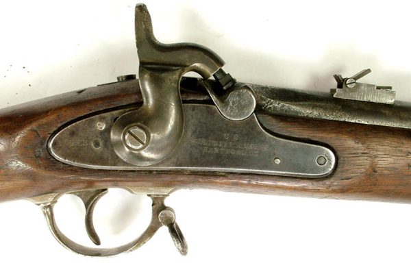 Fotos rifled percussion musket model 1861 subcontract savage 1863 58